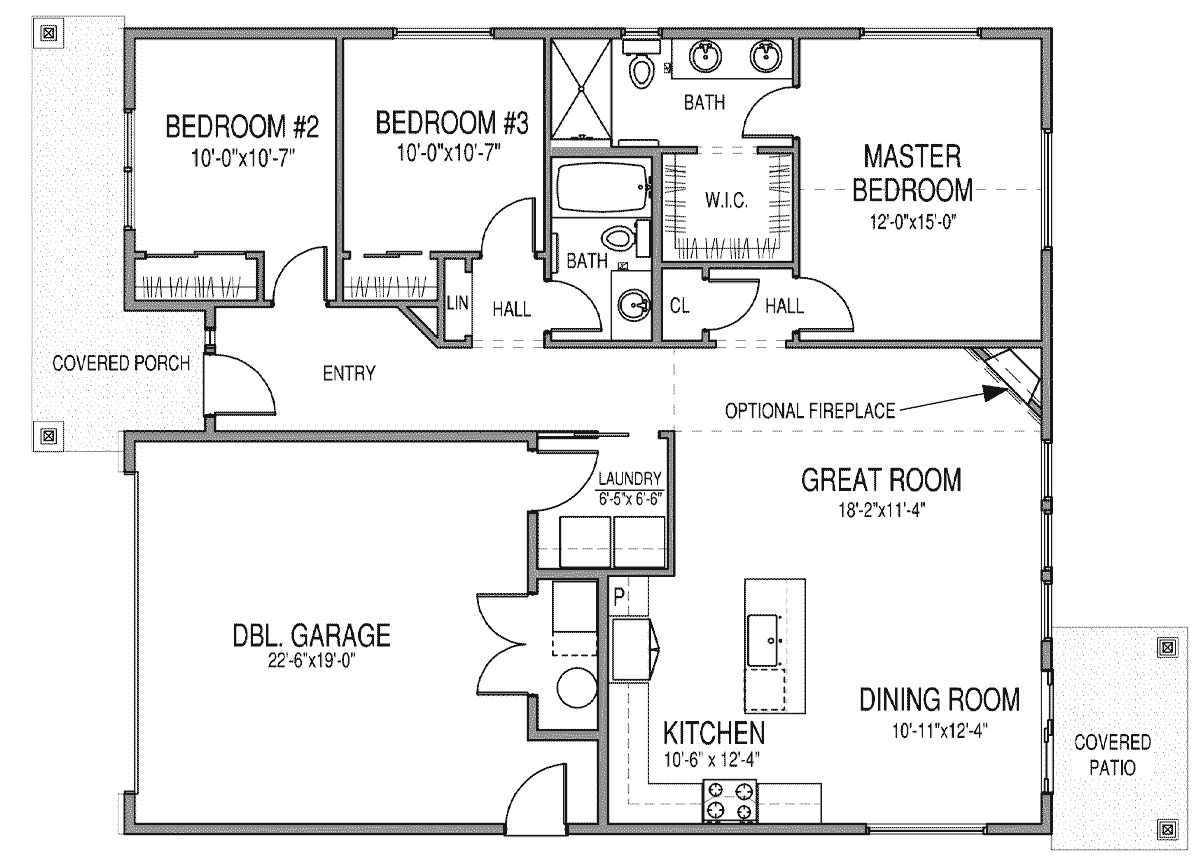 Floorplans » New Era Homes on beach house house plans, swedish cottage house plans, english style house plans, ski lodge house plans, entryway house plans,