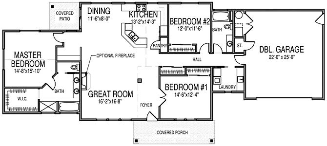 Floorplans » New Era Homes